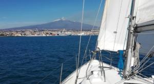 Escursioni Barca a Vela Catania, Giornata Intera