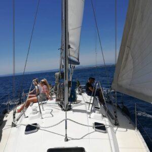 Barca a Vela con Skipper, Charter Tour 3gg.
