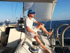 escursione barca a vela catania